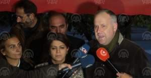 İsveç Sol Parti Başkanı Jonas Sjöstedt, Figen Yüksekdağ'ı ziyaret için Türkiye'de