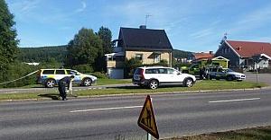 İsveç'te 25 yaşında ki bir kadın hiç uğruna öldürüdü