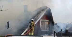 İsveç'te ev yangının en çok olduğu bu aya dikkat!