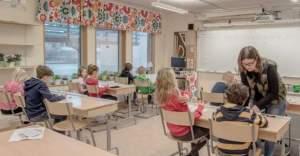 İsveç'te bir okul: Kız-erkek ayrı sınıflarda eğitim başlattı..