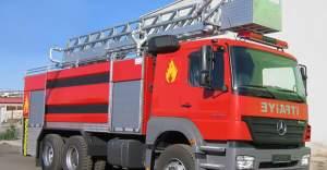 İsveç'teki Gurbetçinin Kulu'daki evinde yangın çıktı