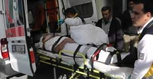 Kulu'da otomobil takla attı: 1 yaralı