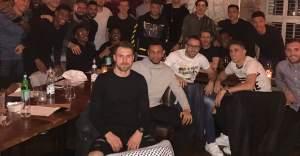 Mesut Özil İsveç'te Görüldü