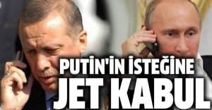 'Putin istedi, Erdoğan tereddütsüz kabul etti'
