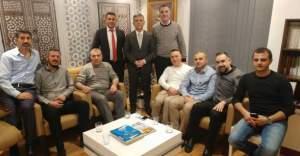 Rinkeby Cami Derneği Yönetiminden Karaca'ya ziyaret!