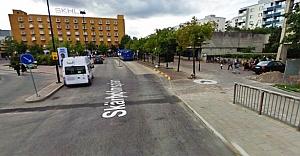 Skärholmen'de silahlı üç kişi gözaltına alındı