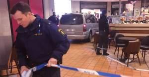Stockholm'de kuyumcu soygunu
