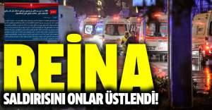 Reina saldırısını DEAŞ üstlendi