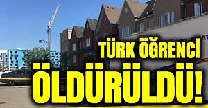 Üniversiteli Gurbetçi Türk öldürüldü