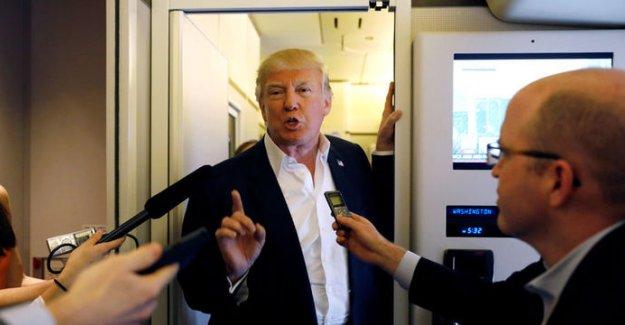 Trump'tan İsveç ile ilgili sözlerine açıklama geldi
