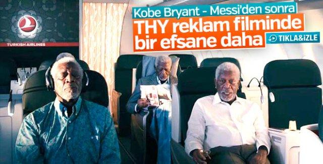 Türk Hava Yolları'nın Morgan Freeman'lı reklam filmi