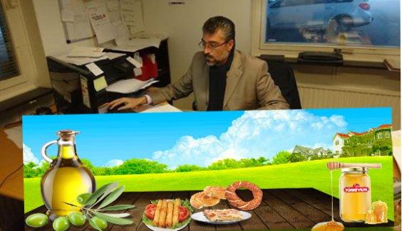 Türk ürünlerinin İsveç ve Danimaraka'daki toptancısı