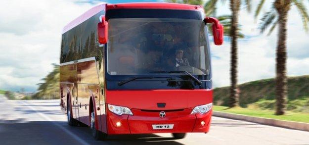 Türkiye'nin otobüs devi TEMSA, İsveç pazarında iddialı