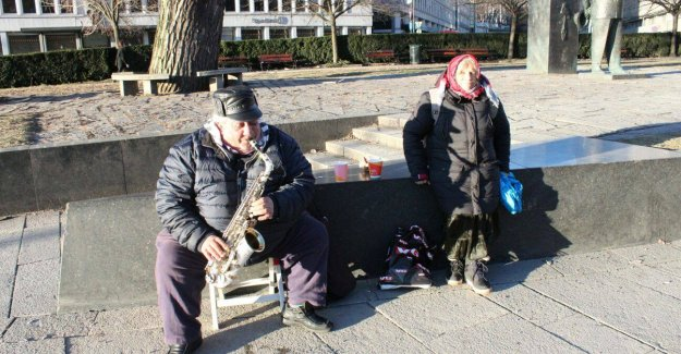 Uetd'den Oslo'daki Evsizlere Yardım