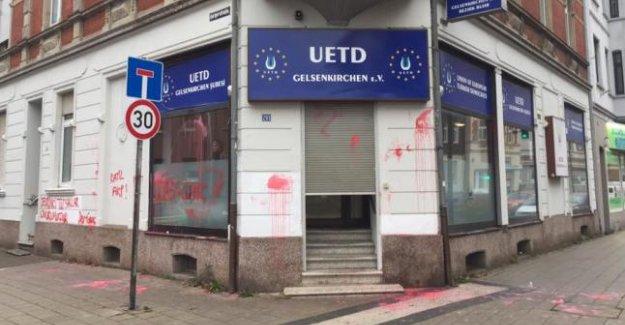 UETD Saldırıya uğradı