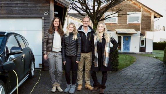 Volvo ailelere otonom araç dağıtıyor
