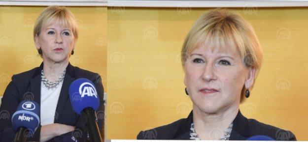 Wallström, Gaziantep'teki terör saldırısını şiddetle kınadı