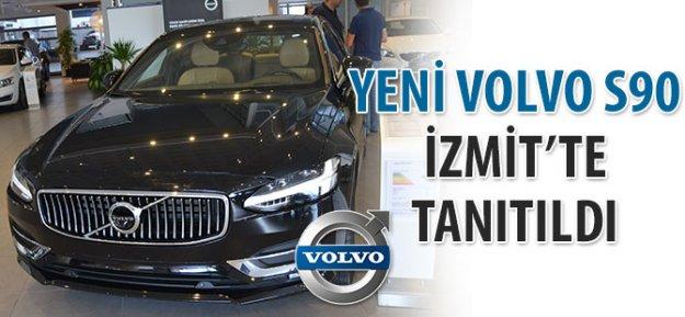 Yeni Volvo S90 İzmit'te tanıtıldı