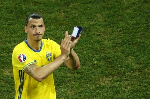 Zlatan Ibrahimovic, Galatasaray maçında oynacak