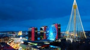 Göteborg'de ilginç proje