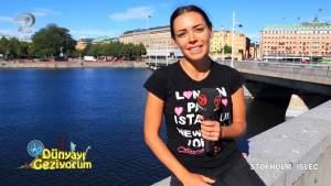 Dünyayı Geziyorum - Stockholm/Belgeseli