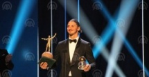 """İbrahimoviç ülkesinde 11. kez """"yılın futbolcusu'' seçildi"""
