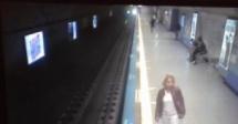 Metrodaki korkunç intiharın sebebi çantadaki evraklar mı?