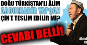 İşgal atında ki Doğu Türkistan lideri Abdülkadir Yapcan'ı suçuszluğu tescillendi...