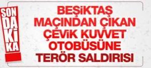 İstanbul'da bombalı saldırı