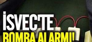 İsveç'te Anaokulu'nda bomba paniği