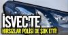 İsveç#039;te hırsızların akıl...
