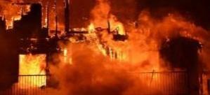 İsveç'te sığınmacıların kaldığı binada yangı çıktı