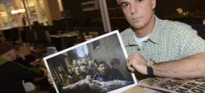 İsveçli gazeteci Musul'da vuruldu