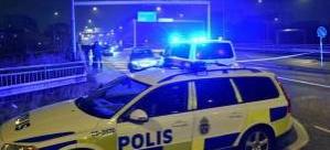 Malmö'de bir genç öldürüldü