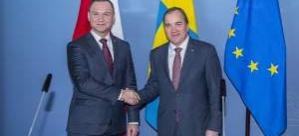 Polonya Cumhurbaşkanı Andrzej Duda, İsveç'te