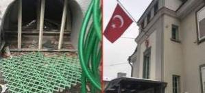 Türkiye'nin Başkonsolosluğuna saldırı