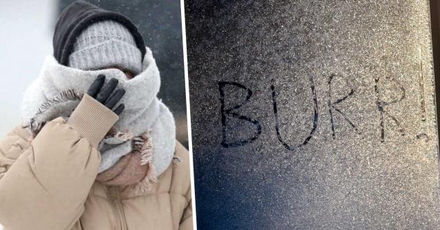 """Kuzey Kutbundan soğuk hava İsveç'i etkisi altına aldı ve ülke genelinde Mart ayına kadar hava sıcaklığı eksinin altında olacak.  Bu sadece tahmin değil, bu yılın Ocak ayı son yıllardan daha soğuk.  Meteorolog Mikael Sjöstrand, """"İsveç'te böyle bir kış geçirmeyeli uzun zaman oldu"""" dedi."""