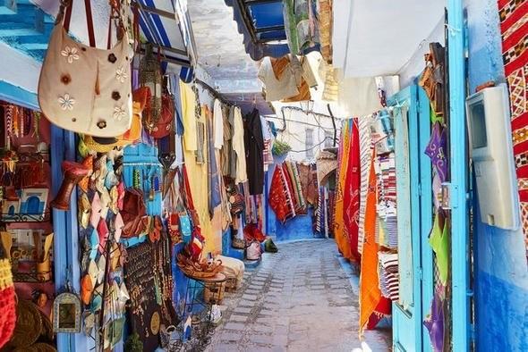 Dünyanın en güzel ve en renkli sokakları belli olurken, birbirinden farklı güzellikleri ile bu sokaklar görenleri büyülüyor.  İşte o sokaklar:  Marakeş, Fas