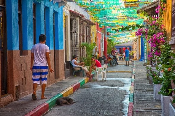 Cartagena, Kolombiya