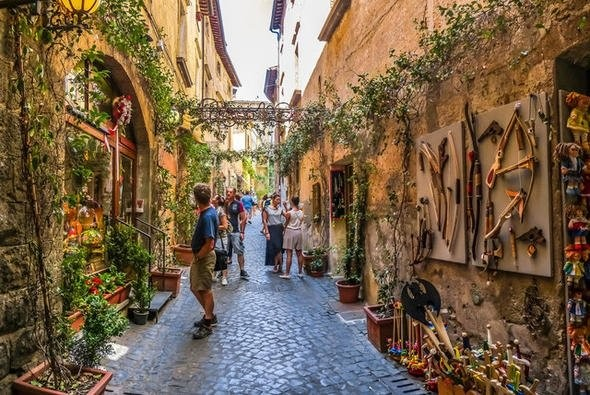 Umbria, İtalya