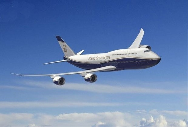 10. BOEING 747-8 VIP – 153 milyon dolar