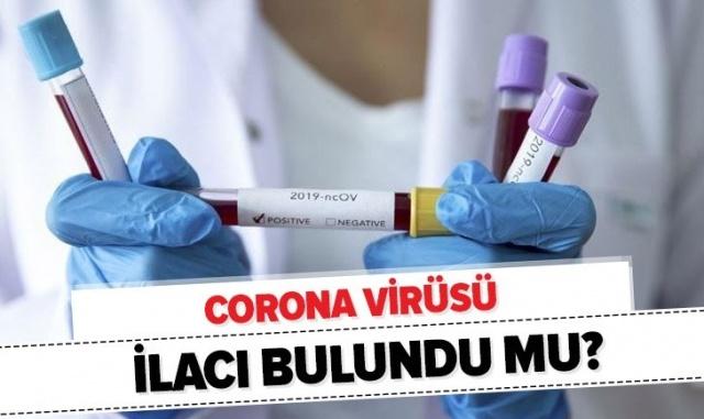 Çin'den dünyaya yayılan corona virüsüne karşı önlemler alınıyor.  Corona virüsü için ilaç bulunup bulunmadığı merak ediliyordu. Virüs ilacıyla ilgili birden fazla ülkeden olumlu açıklamalar geldi. Bu iddialar şöyle: