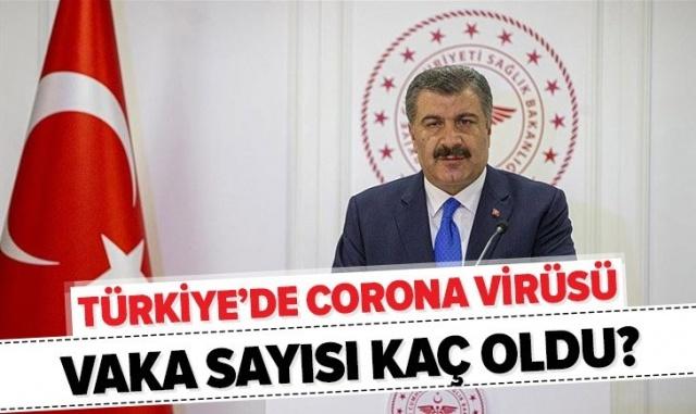 """Sağlık Bakanı Fahrettin Koca, corona virüsü ile ilgili son dakika gelişmelerini Twitter'dan paylaştı. Bakan Koca yaptığı açıklamada, """"Hasta sayımız 670'e ulaştı. Bugüne dek toplam 9 can kaybımız var"""" dedi."""