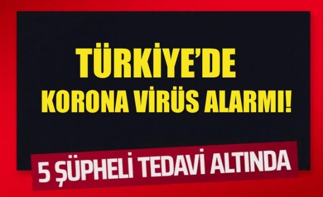 Türkiye'nin Van şehrinde İran'dan giriş yapan 3 Türk vatandaşı, yüksek ateş görülmesi sebebiyle şüpheli olarak hastanede tedavi altına alındı. 3 Türk vatandaşında koronavirüs ile alakalı araştırma başlatıldığı öğrenildi.