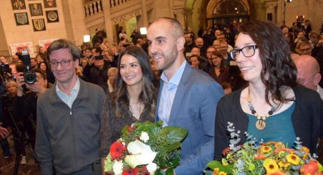 Almanya'da ilk kez bir Türk kökenli siyasetçi Büyükşehir Belediye başkanlığını kazandı ve böylelikle tarihe geçti.