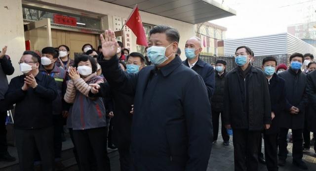 Çin Devlet Başkanı Şi Cinping, Hubey eyaletine bağlı Vuhan kentinde ortaya çıkan yeni tip koronavirüs (Kovid-19) salgınının 'hala acımasız ve karmaşık' durumda olduğunu bildirdi.