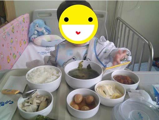 10. Güney Kore: deniz ürünleri, buharda pilav, yosun çorbası, turşu, sebze ve puding.