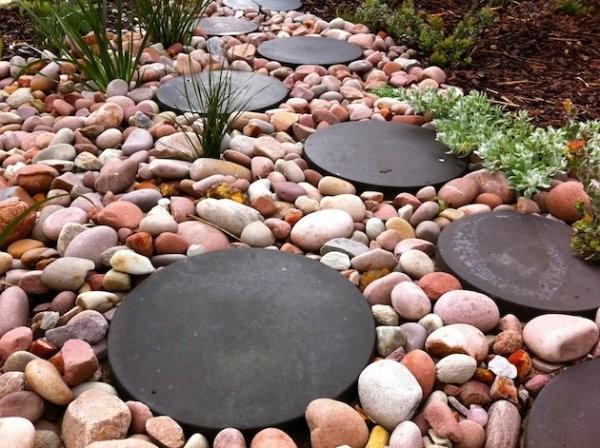 Harika bahçe tasarımları