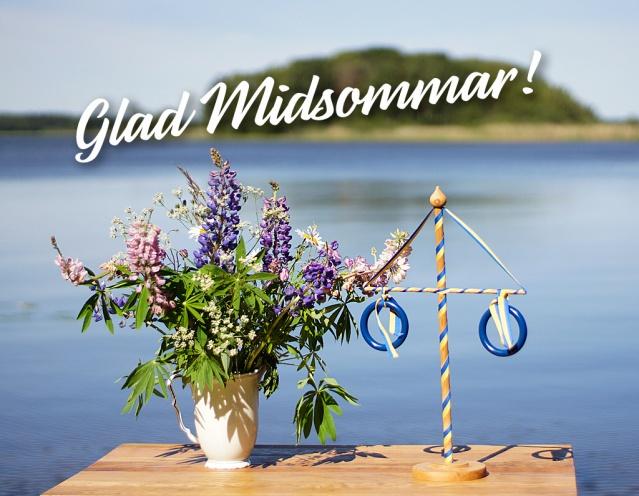 İsveç'te her yıl büyük bir coşkuyla kutlanan Midsommar (Yaz Bayramı) bu yıl hafta sonunuda içine alarak geçiriyor. Bu nedenle şimdiden çok güzel etkinlikler yapılmaya başlandı.