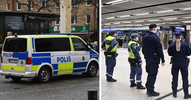 Stockholm'deki Thorildsplan'da metro yakınlarında silahlı bir gasp olayı yaşandı.  Edinilen bilgilere göre, soyguncu bir kişiyi silahla tehdit ederek, eşyalarını zorla aldı.